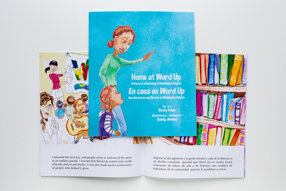Children's Book Printing for a Bookstore