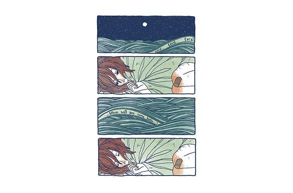 Printing Mini Comics for Mai K. Nguyen