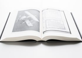 hardcover art book printing