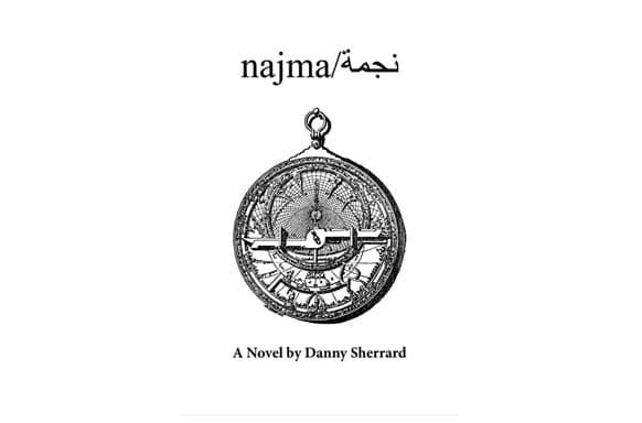 Najma, Printing a Kickstarter Fiction Book