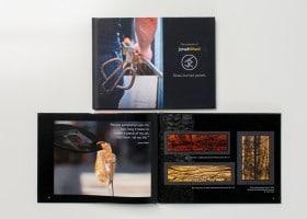 Landscape Hardcover Art Book