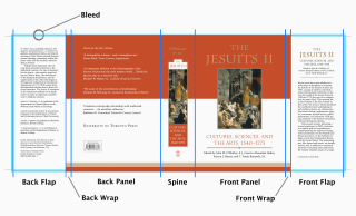 Sizing Your Dust Jacket