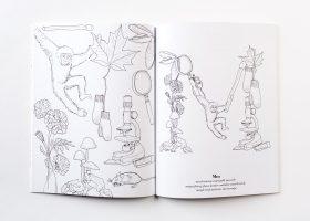 coloring book printing