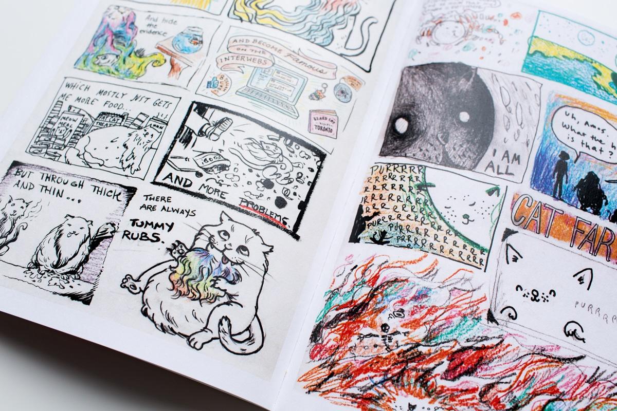 Best of Brooklyn Draw Jam, Short-Run Comic Book Printing