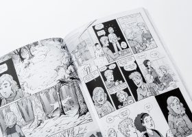 graphic novel printing