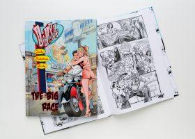 graphic novel printing