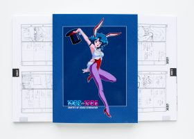kickstarter anime book printing