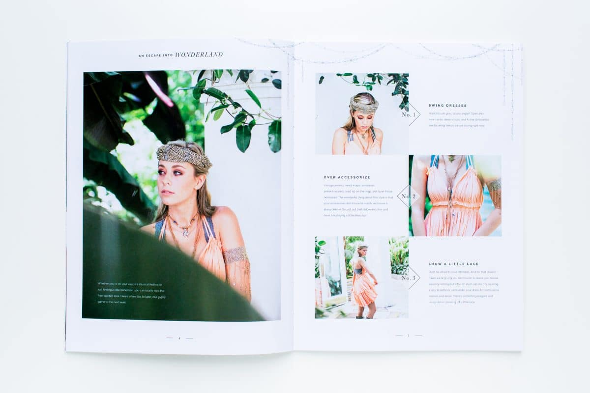Treefort, a Print Magazine Featuring Fashion, Beauty, and Hospitality