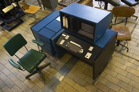 Compugraphic 7500 Phototypesetter