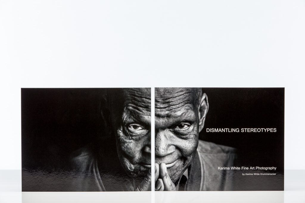 Dismantling Stereotypes, Fine Art Photography Book