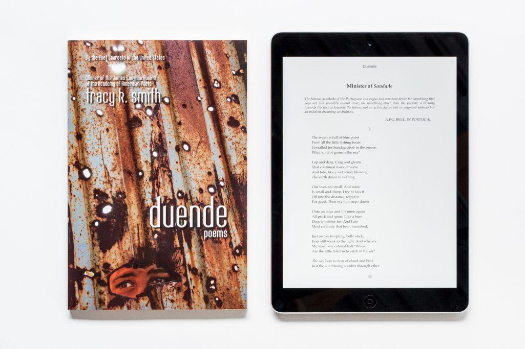 poetry eBook conversion