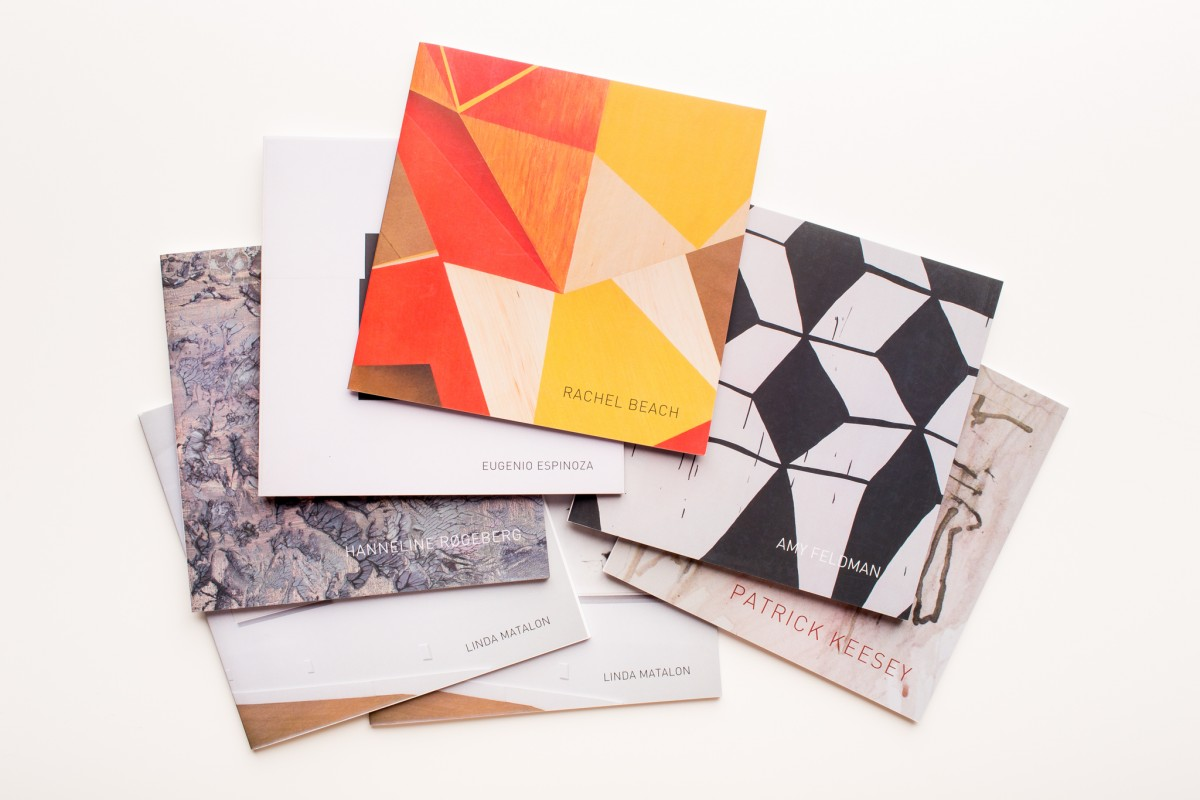 Exhibition Catalogs for the Blackston Art Gallery
