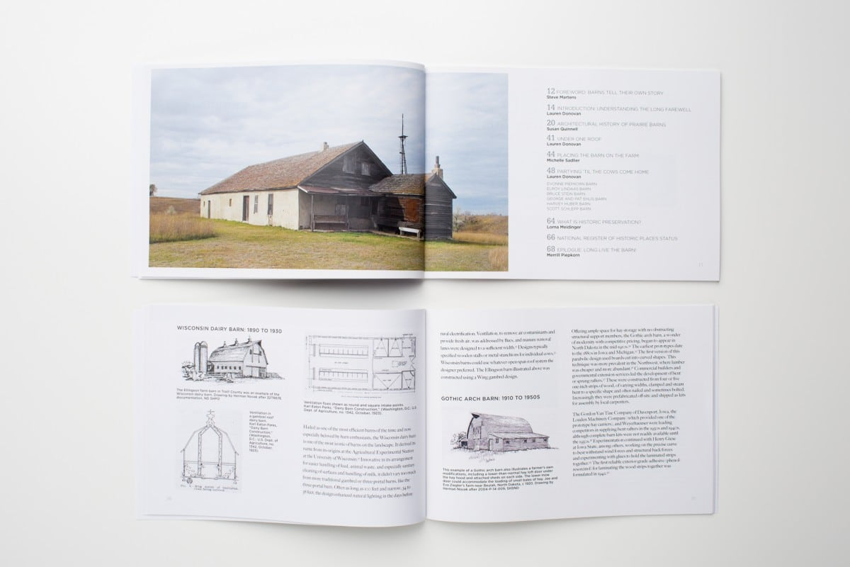 Prairie Barns of North Dakota