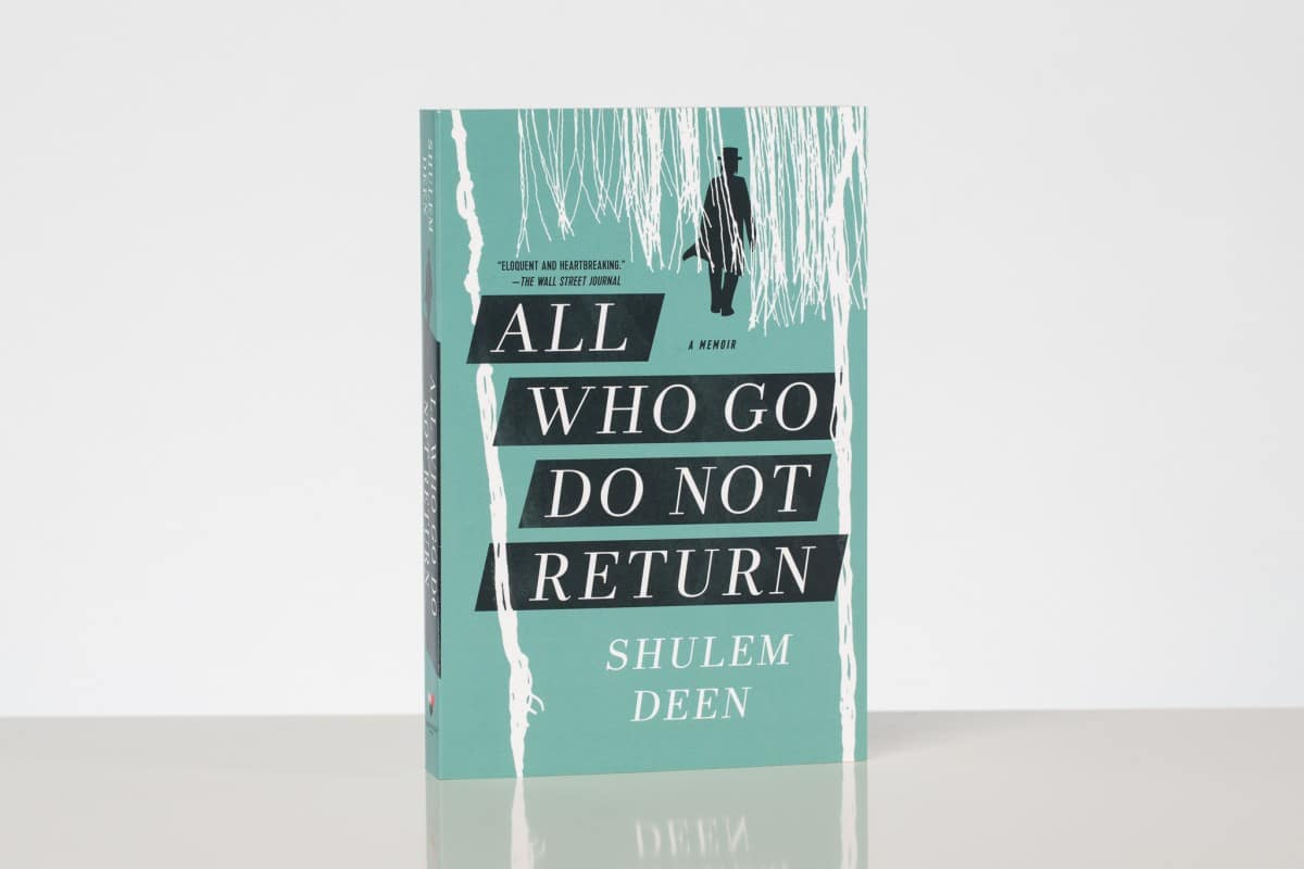 All Who Go Do Not Return Interior Book Design And Typesetting By Bookmobile