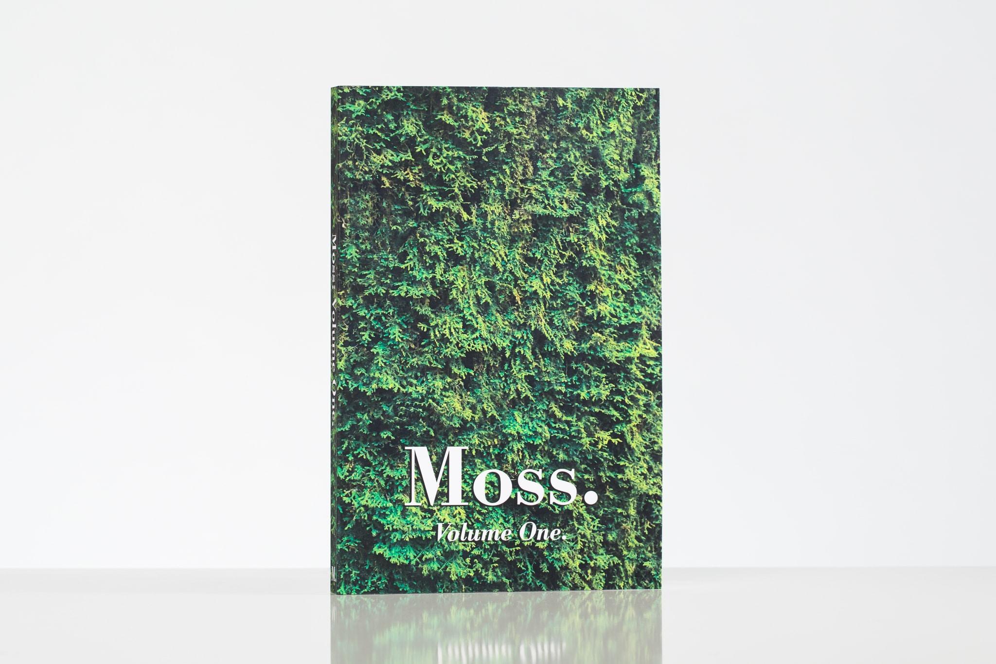 Moss, Kickstarter Journal Book Printing