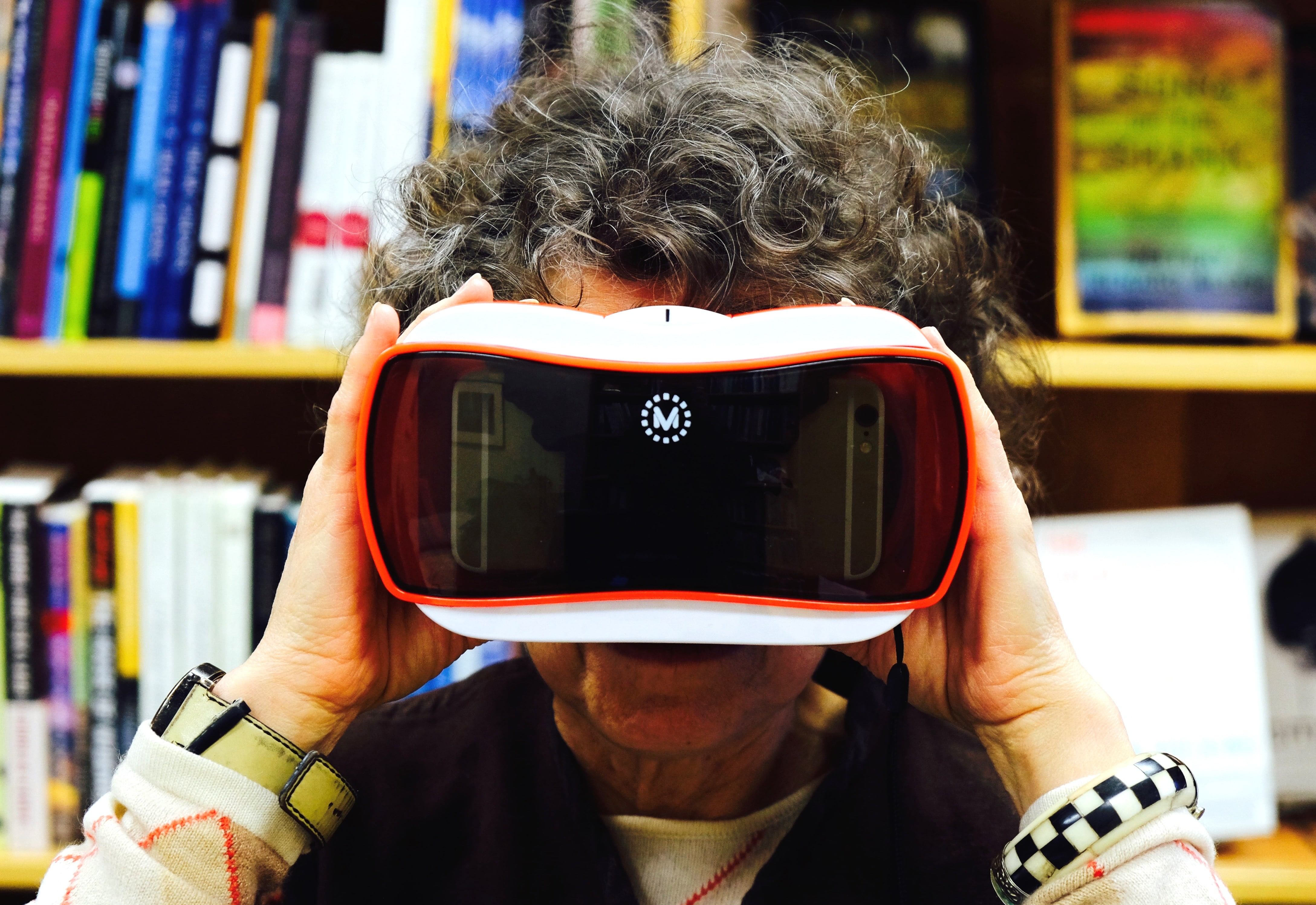 Virtual Reality and the Future of Book Publishing