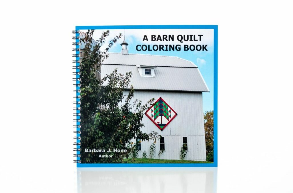 A Barn Quilt Coloring Book