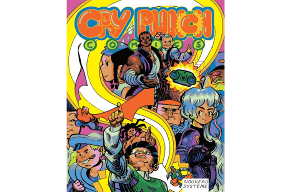 Kickstarter Comic Anthology